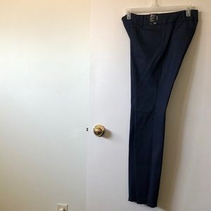 Bootcut pants - stretch